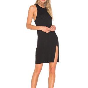 BCBGMaxaria Karah Black mini dress Size S